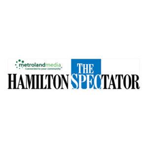 from the Hamilton Spectator