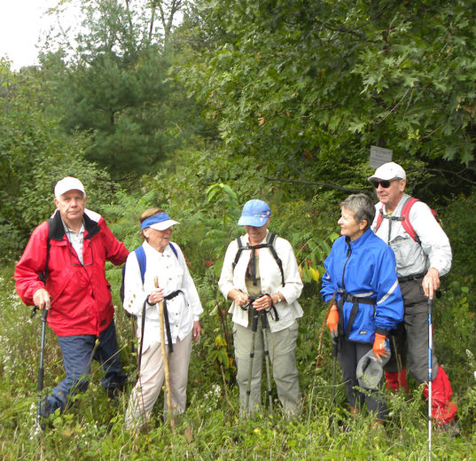 Outdoor Club seeks to renew historic trail