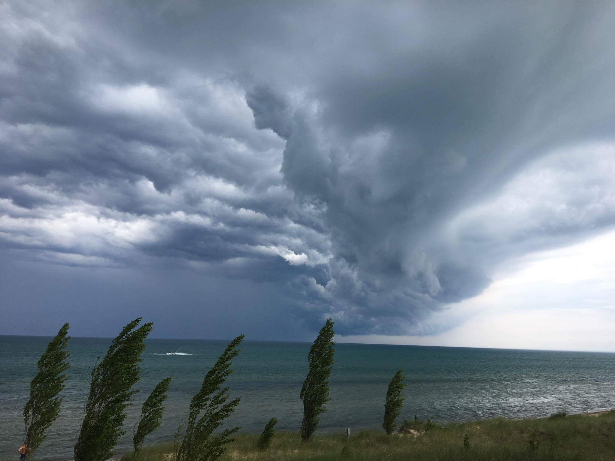 Canada Day Storm
