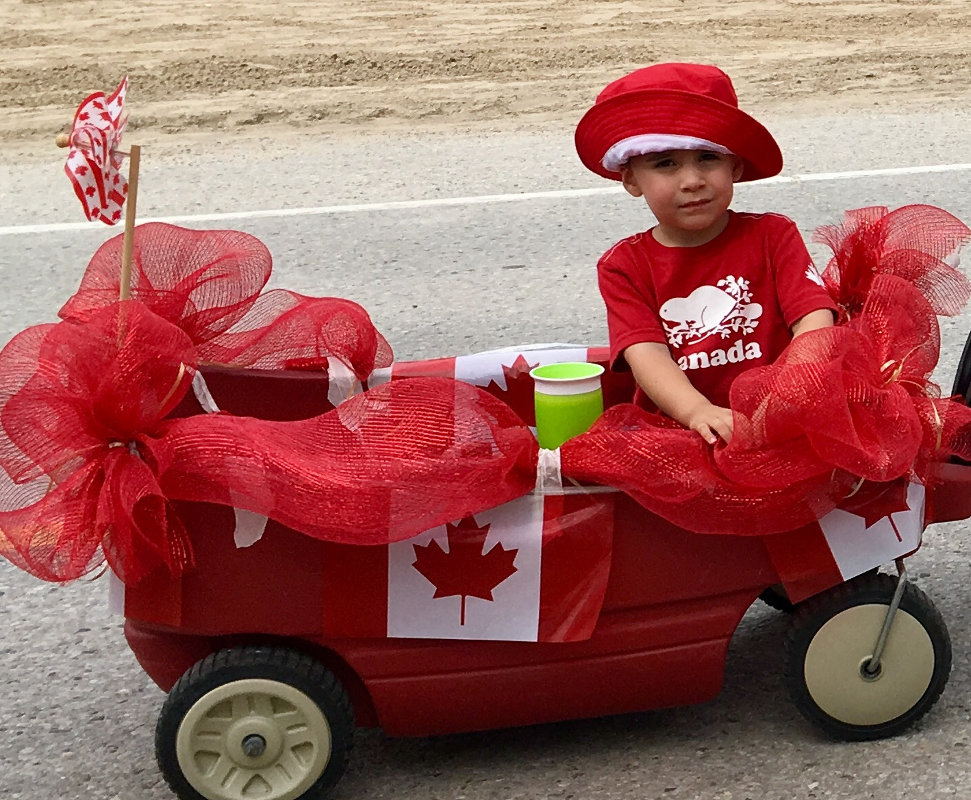 Canada Day Ipperwash 150 years Celebration