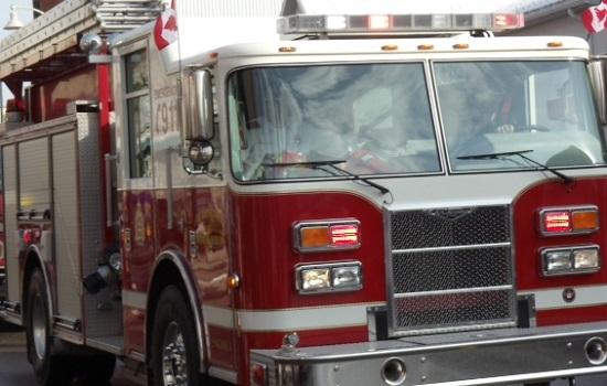 E-bike battery sparks garage fire
